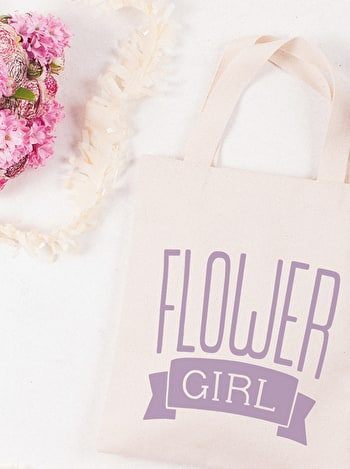 Photo of Flower Girl - Lavender