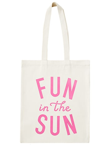 Fun in the Sun - Cotton Tote Bag