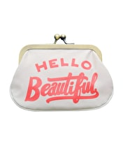 Hello Beautiful - Coin Purse