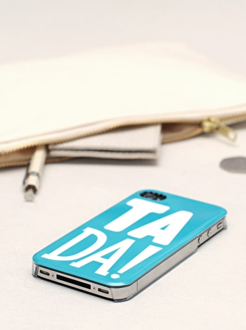 Photo of Ta-Da! - iPhone 4/4S Case