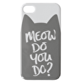 Meow Do You Do? - iPhone 4/4S Case