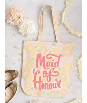 Maid of Honour - Floral - Second
