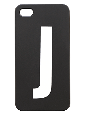 iPhone 4/4S case - J