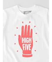 High Five - Raspberry