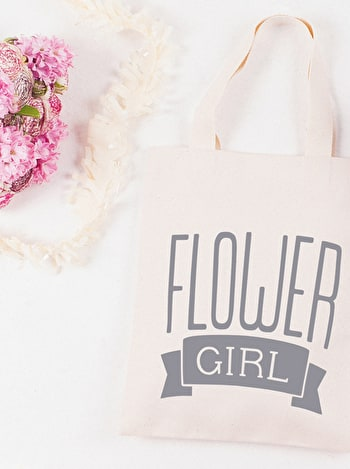 Photo of Flower Girl - Grey