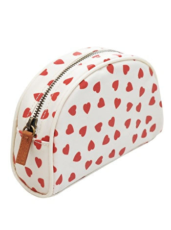 Heart Makeup Bag | Makeup & Cosmetics Bags | Alphabet Bags