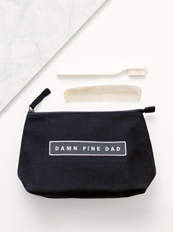 Photo of Damn Fine Dad - Wash Bag