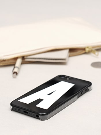 Photo of Initial iPhone 5/5S/SE Case