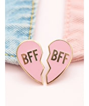 BFF - Enamel Pin Set