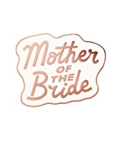 Mother of the Bride - Enamel Pin