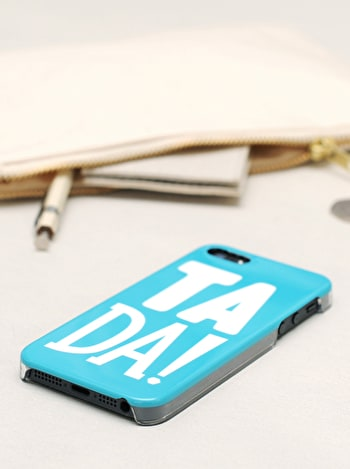 Photo of Ta-Da! - iPhone 5/5S/SE Case