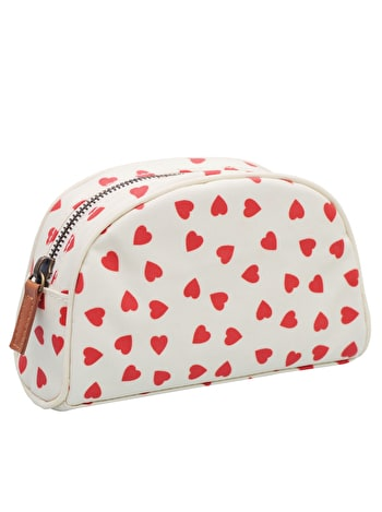 Hearts - Makeup Bag