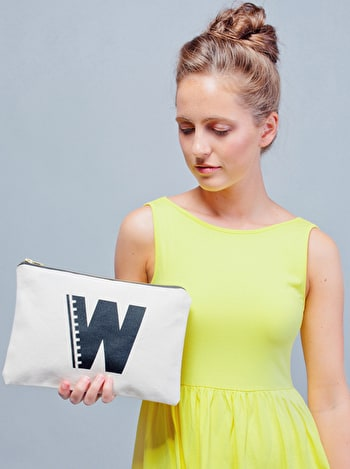 Photo of Letter W