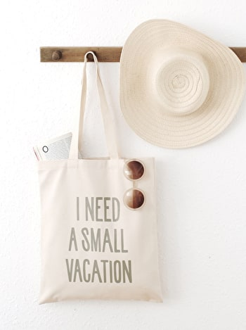 Photo of I Need a Small Vacation