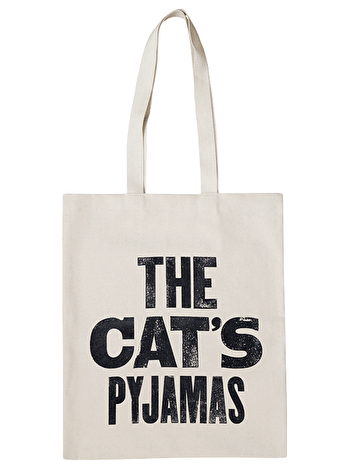Photo of The Cat's Pyjamas - Cotton Tote Bag