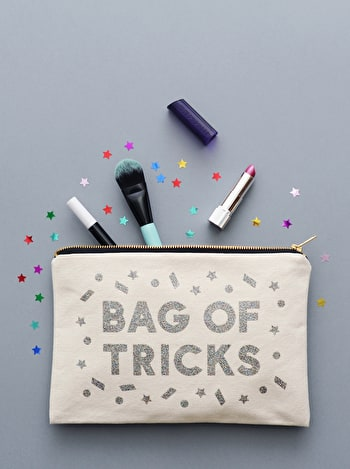 Photo of Bag of Tricks - Large Canvas Pouch