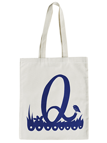 Rob Ryan for Alphabet Bags - Q