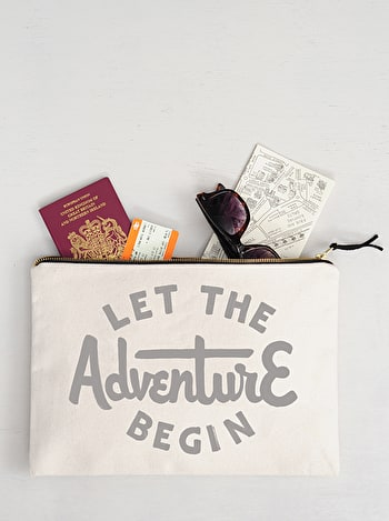 Photo of Let the Adventure Begin