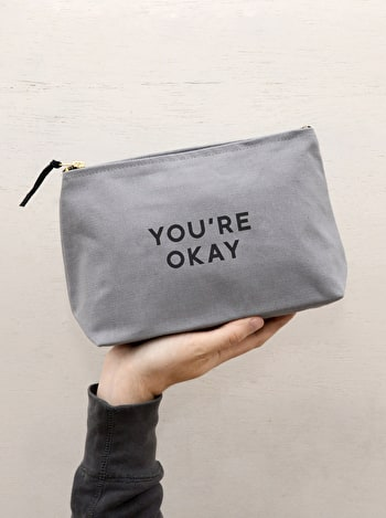 Photo of You're Okay - Wash Bag