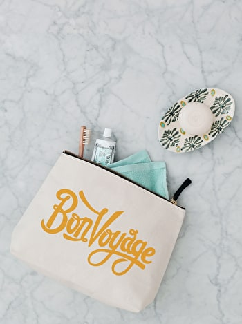Photo of Bon Voyage - Wash Bag
