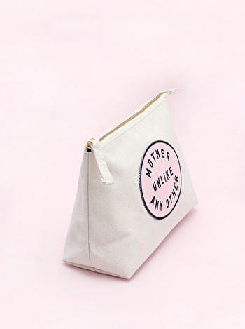Mother Unlike Any Other Makeup Bag | Cosmetics Bags | Alphabet Bags