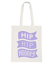 Hip Hip Hooray! - Wedding Tote Bag