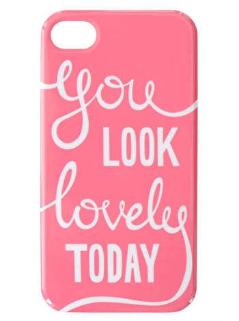 You Look Lovely Today - iPhone 4/4S Case