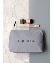 Check You Out - Wash Bag