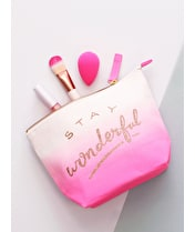 Stay Wonderful Ombré - Makeup Bag