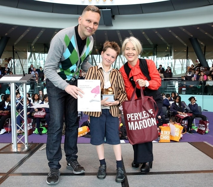 Cass Art sponsors the annual Fourth Plinth Schools Award organised by the Mayor of London, set up with the aim of inspiring creativity in young people.
