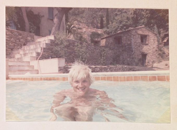 Film Director Randall Wright: Working With David Hockney