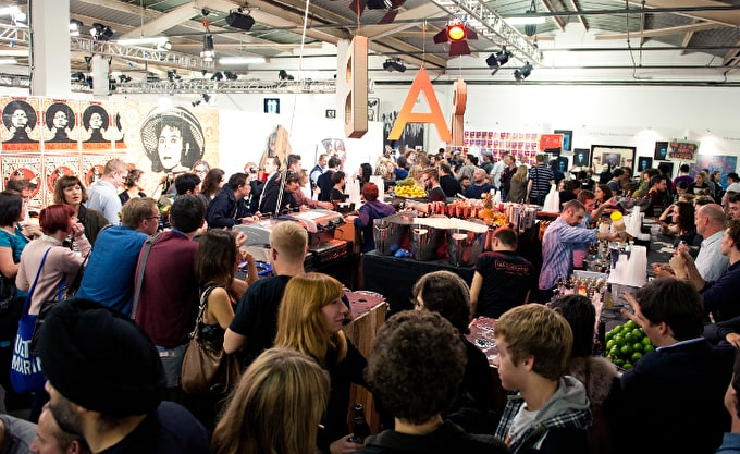 The Other Art Fair - Ticket Offer For October 2014