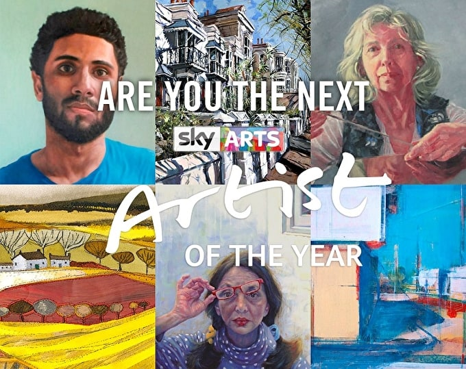 Sky Arts Artist of the Year 2018: Applications Now Open
