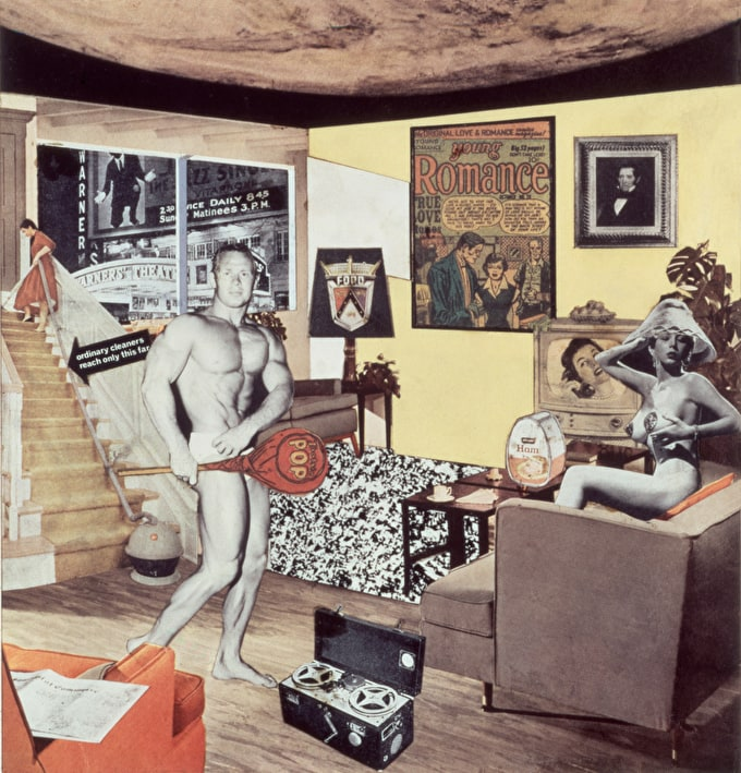 past event: See more Richard Hamilton than you bargained for at Tate Modern