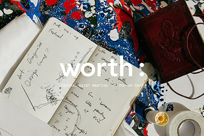Student Spotlight: CSM Worth Pop Up Shop