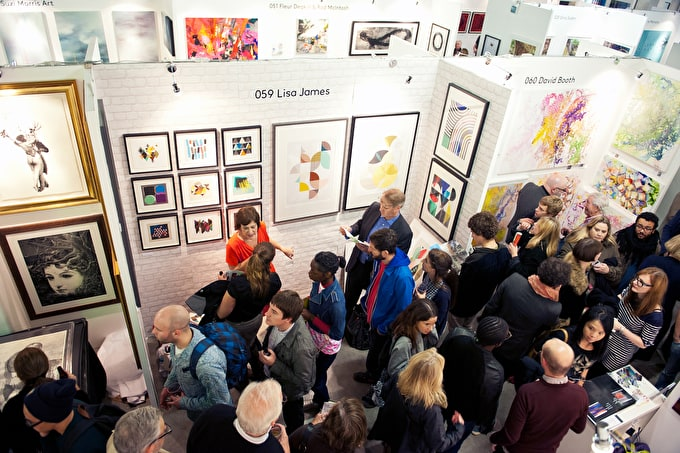 The Other Art Fair: Call For Entries for October 2014