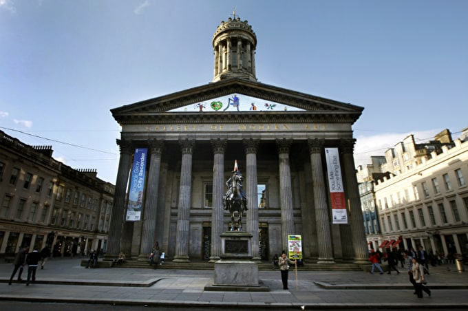 Anything's possible in Glasgow's Cultural City