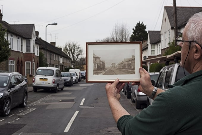 On The Trail of E17 Art