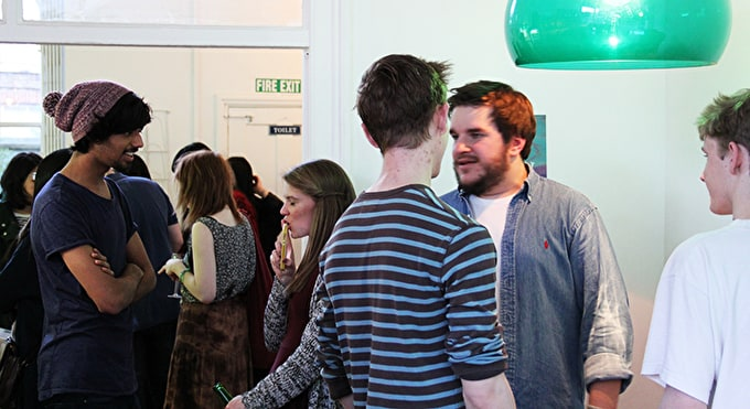Exhibition Evenings: May 2014