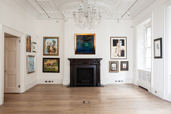 Castle Fine Art Launches Summer Exhibition