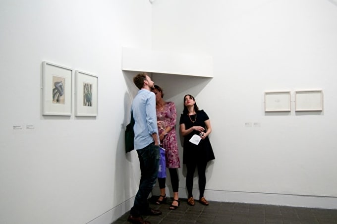 The Sound of Success: Interview with the Jerwood Drawing Prize Winner