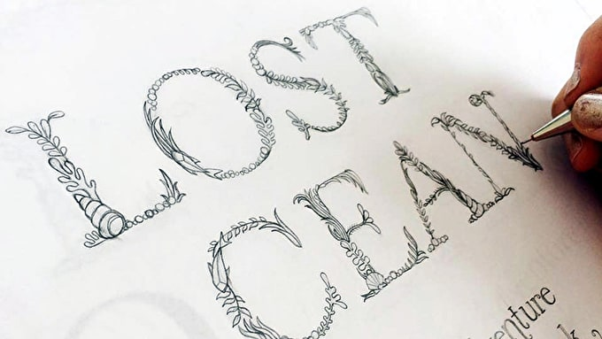 Artist Interview: A Peek Into Johanna Basford's Lost Ocean