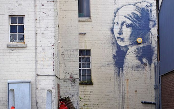 Go On A Banksy Tour In Bristol