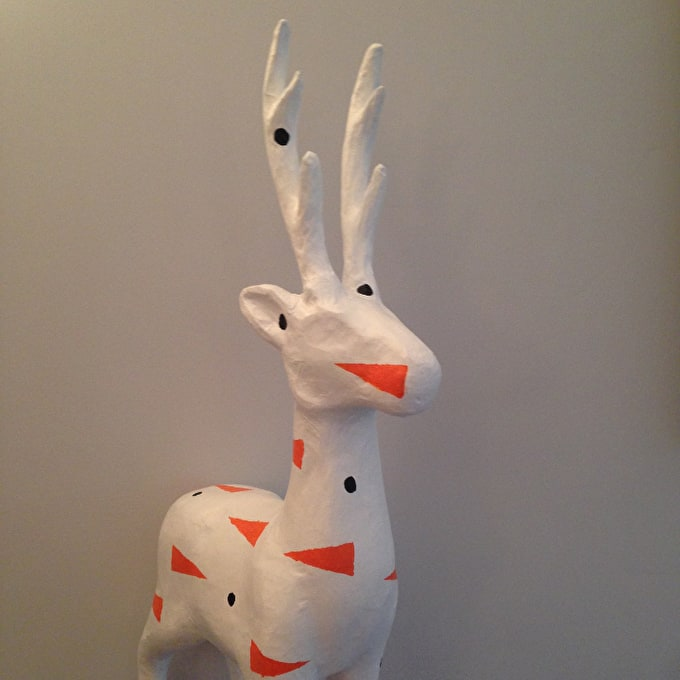 How To: Decorate Your Own Reindeer