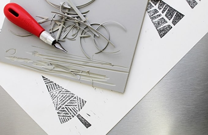 How To: Create Your Own Lino Cut