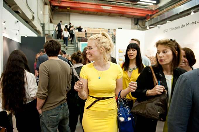 Past Event: Applications now open for The Other Art Fair October 2013