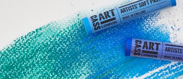 The Cass Art collection paint, pastels and pencils available online and in art stores UK wide.