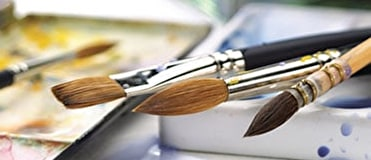 Cass Art stocks watercolour brushes from some of the biggest names, including Winsor & Newton and Pro Arte.