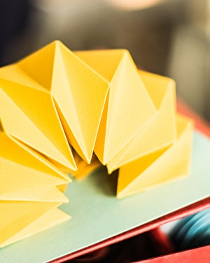 Make a Lampshade: Paper Folding Workshop