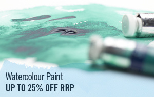 We sell watercolour paints by the world's best brands such as Winsor & Newton, Old Holland, Daniel Smith and Schmincke.